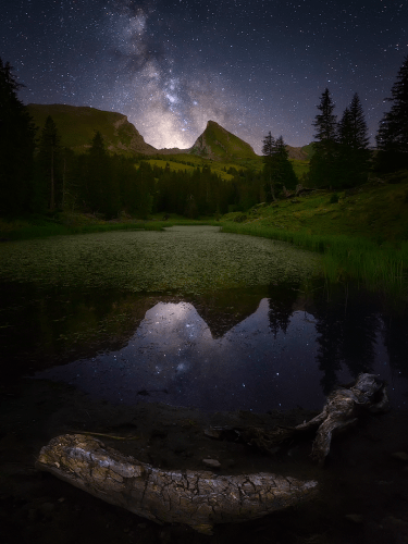 The mirror of dreams by Isabella Tabacchi
