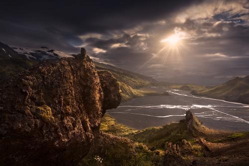 Observing Þórsmörk