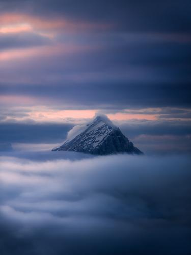 Sky pyramid  Hasselblad by Isabella Tabacchi