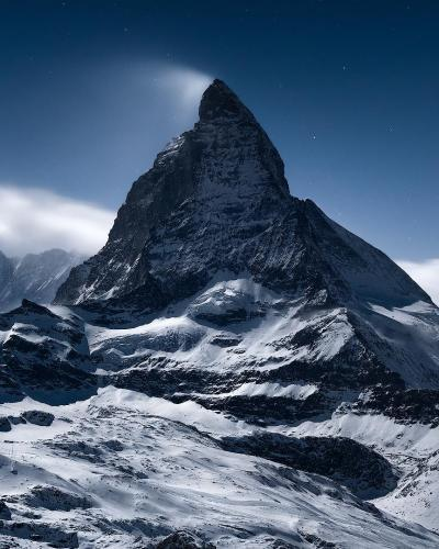 Breath of the Matterhorn by Isabella Tabacchi
